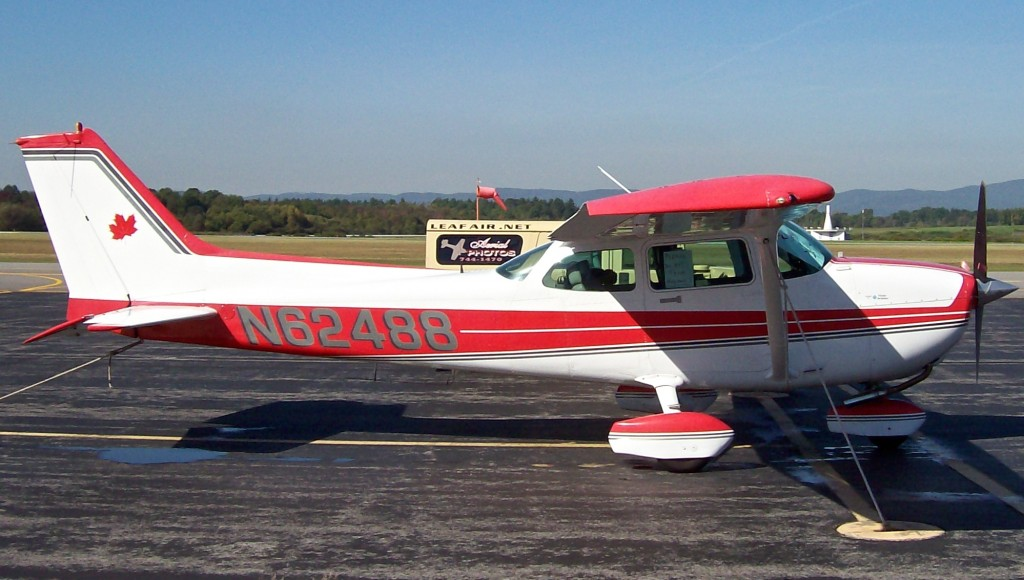 Cessna 172 P model - Leaf Air LLC